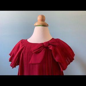 Bundle of TWO 4T BOUTIQUE dresses
